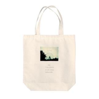 melanc_holic Tote bags