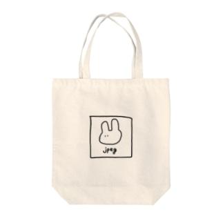 ジェイペグ Tote bags