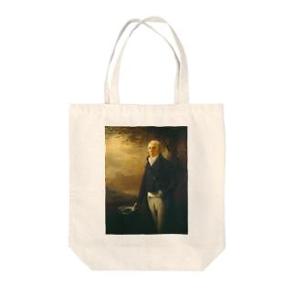 ヘンリー・レイバーン作 肖像画「デイビッド・アンダーソン」 Tote bags