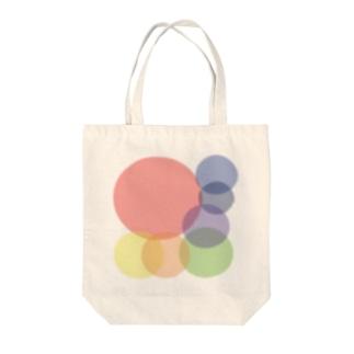 虹色たまたま Tote Bag