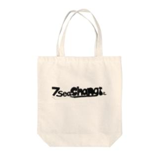 7seaシリーズ Tote bags