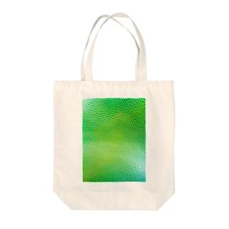皮革 4 Tote bags