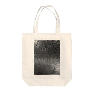 皮革 6 Tote bags