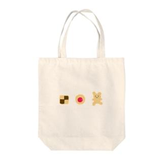 手作りクッキー Tote bags