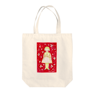 lunar pecaのhanahana Tote bags