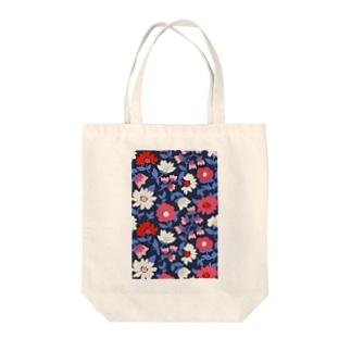 花*花 Tote bags