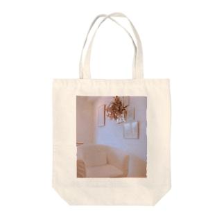 お気に入りの場所 Tote bags