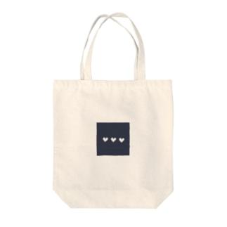♡♡♡『ホライト&ブラック』 Tote bags