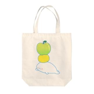 果物の運び屋バブ氏 Tote bags
