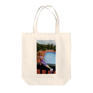 バービーマーメイド Tote Bag