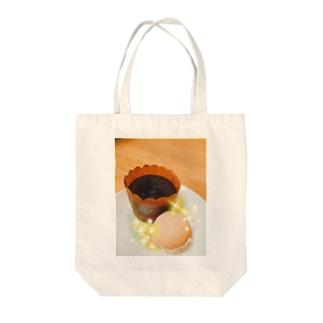 3時のおやつ Tote bags