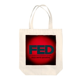 FED Tote bags