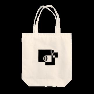 シンプルデザイン:Tシャツ・パーカー・スマートフォンケース・トートバッグ・マグカップのシンプルデザインアルファベットOトートバッグ