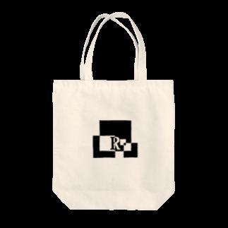 シンプルデザイン:Tシャツ・パーカー・スマートフォンケース・トートバッグ・マグカップのシンプルデザインアルファベットRトートバッグ