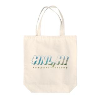 Daiamond Head Trail Tote bags