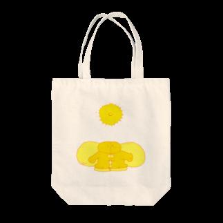 ヒロコイチノセ かみさまショップのてんしと光-HirocoIchinose- Tote bags