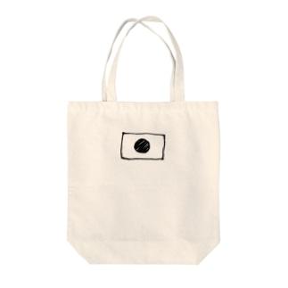 日本の国旗 Tote bags
