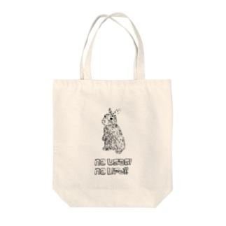 ネザーランドドワーフ Tote bags