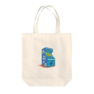 コンテニュー Tote bags