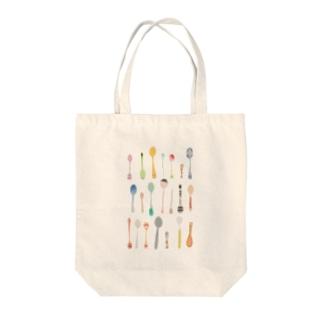 スプーントート Tote bags