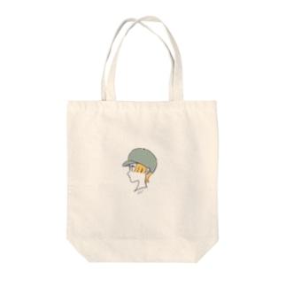 haikara girl Tote bags
