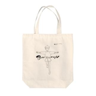 BooooN Tote bags