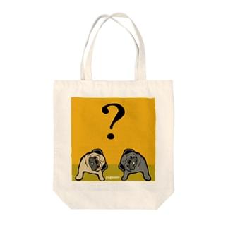 ぱぐもん? Tote bags