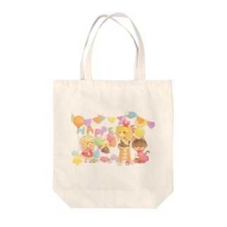 HAPPEACE!! Tote bags