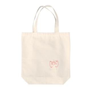 ついんてちゃん。(ぱすてる) Tote bags