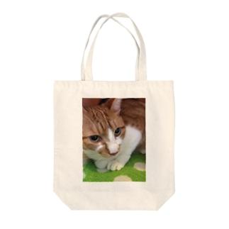 ぽてとさんヾ(◍'౪`◍)ノ゙ Tote bags