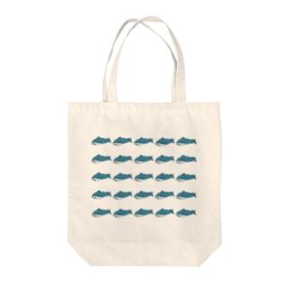 サメち FOREVER Tote bags