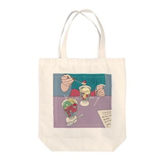 yummy. Tote bags