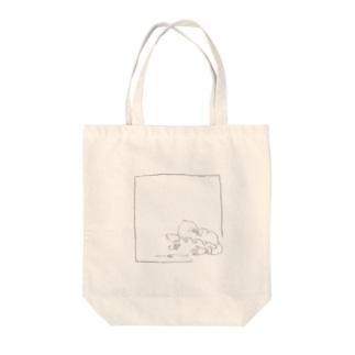 パァン Tote bags
