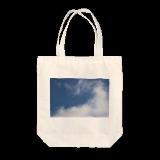 u_m_p_のsora Tote bags