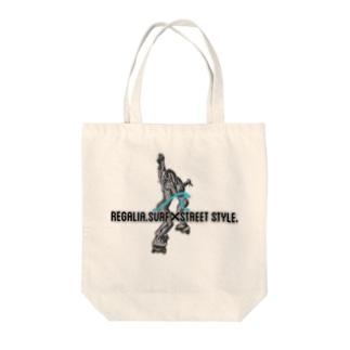 REGALIA surf×street Tote bags
