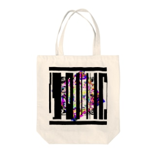 Psychic.Cube. Tote bags