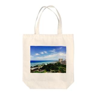 Hawaii Tote bags