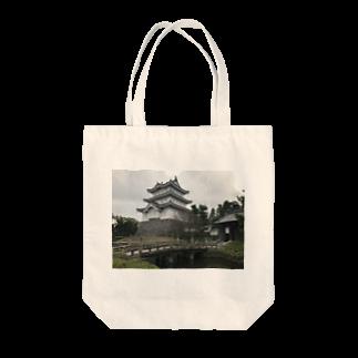 hachimitsu0502の忍城っ! Tote bags