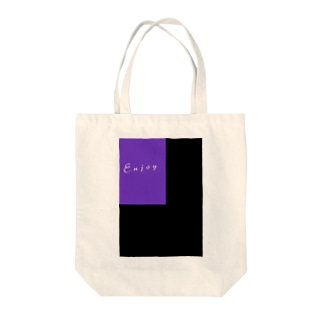 Enjoy トートバッグ Tote bags
