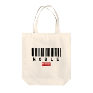 NOBLE -1- Tote bags
