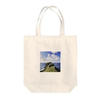 神威岬 Tote bags
