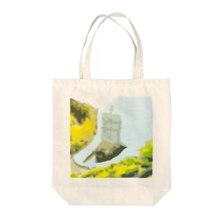 サン・ファン・バウティスタ Tote bags