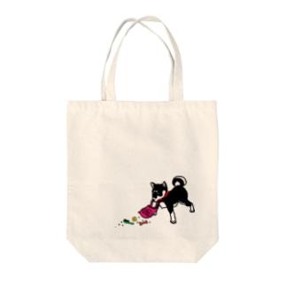 BAKUちゃんBAG Tote bags