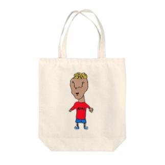 kzkさん Tote bags