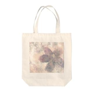 花 水彩 Tote bags