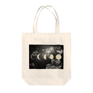 天文学 Tote bags