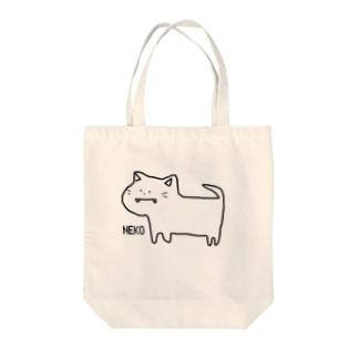 短足猫 Tote bags