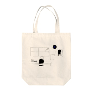 room Tote bags