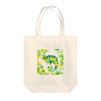 chameleon Tote bags