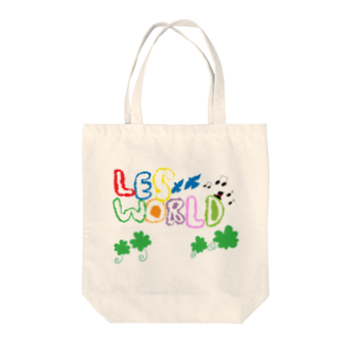 "LES WORLD OFFICIAL GOODSの""Happiness"" - LES WORLD 1year anniversary OFFICIAL GOODS byユウスケ Tote bags"